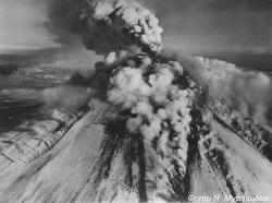 Вулкан Авачинский: извержение и грязевые потоки 1991 года
