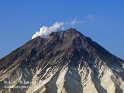 Конус Корякского вулкана