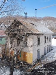 Дом купца Г. Т. Подпругина в городе Петропавловске-Камчатском