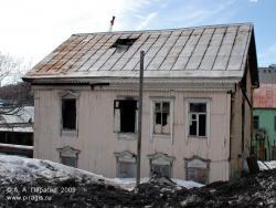 Петропавловск-Камчатский, дом купца Г. Т. Подпругина (постройки начала XX века)