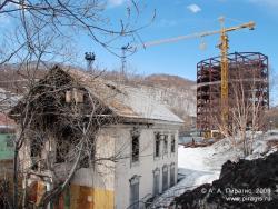 Петропавловск-Камчатский, дом купца Г. Т. Подпругина