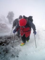 Камчатка, восхождение на Авачинский вулкан