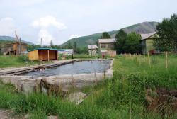 Бассейн в селе Анавгай Быстринского района