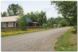 Село лазо, Мильковский район Камчатсокго края