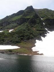 Голубые озёра на полуострове Камчатка