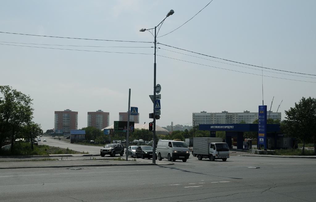 Петропавловск-Камчатский. Вид