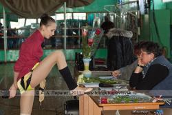 Камчатская гимнастка Валерия Братчук