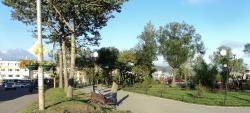 28. Сквер перед ДК КГТУ. Петропавловск-Камчатский, 18 сентября 2015 года.jpg