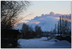 Камчатка, вулкан Ключевской