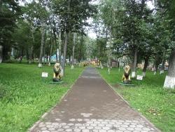 Львы в Петропавловске-Камчатском