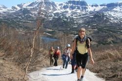 Восхождения на Камчатке