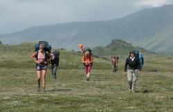 Пешие походы по Камчатке