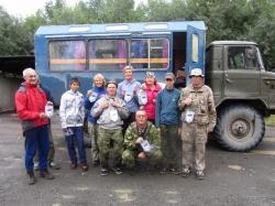 Автомобильно-пешеходные путешествия по Камчатке