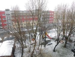 Доброе снежное утро, Камчатка!
