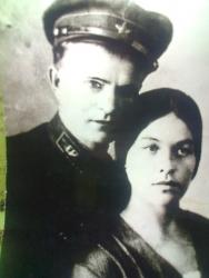 Татьяна КарловнаТегретгеут и Андрей Степанович Купчишин