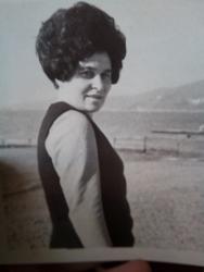 Алла (Айшет) дочь Татьяны Тегретгеут и Сандро Мальсагова